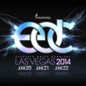 Electric Daisy Carnival, Las Vegas 2014